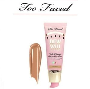 Too Faced Dew You Foundation